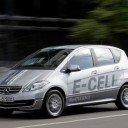 Mercedes A klasse E-Cell